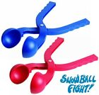 Snowball Maker Red or Blue Snow Ball Fight Winter Toys Snow Day by Toysmith