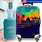 """18""""-30"""" Elastic Travel Luggage Suitcase Cover Protector Dustproof Case Ba"""