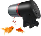 Electric Auto Fish Food Feeder Timer Dispenser for Aquarium Tank Rechargeable