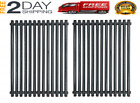 """Cooking Grates for Weber Spirit 300 Series 17.5"""" Cast Iron Grill BBQ"""