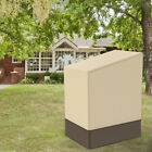 Waterproof Garden Patio Furniture Chair Cover Lawn Protect 114x85x65cm Outdoor^