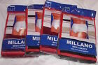 NEW 12-Pack Millano Briefs - Multi-Colored