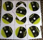 10 CDG KARAOKE LOT 200 SONGS COUNTRY ROCK OLDIES POP CD