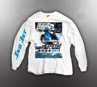 VINTAGE SNO-JET SST SNOWMOBILE TEE-SHIRT LIKE NOS