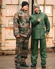 Water Proof Rain Suit Camouflage or Green S to XXL