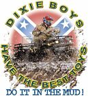 "Boys T Shirt Dixie "" HAVE THE BEST TOYS"" T SHIRT 50/50"