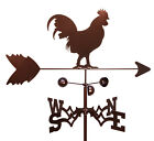 Внешний вид - SWEN Products ROOSTER COCK CUCKOO CHICKEN Steel Weathervane