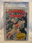 August 1966 WONDER WOMAN Comic Book #164 Angle Man CGC 9.2