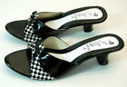 SKA CHESS CHECKER Sandalen Pumps Rockabilly Emo Punk