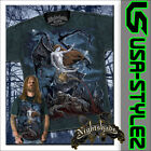 NIGHTSHADE® HORROR T-SHIRT GARDEN OF EVIL M L XL XXL