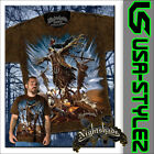 NIGHTSHADE® METAL T-SHIRT FARMER´S PLIGHT M L XL XXL