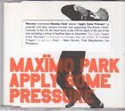 (BA663) Mximo Park, Apply Some Pressure - 2005 DJ CD