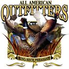 "Southern Hunting "" RING NECK PHEASANTS "" 50/50 Gildan/Jerzees T SHIRT"
