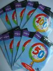 PERFECTION Birthday FOIL BALLOONS {fixed £1 UK p&p}
