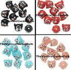 10 Adorable Cat Head Beads 13mm Kitty Cats  *Many Colors Available