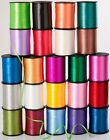 "Party 3/16"" CURLING RIBBON 500 yards for Balloons Large Roll crimped u pick"