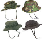 US & British Army Military Jungle Boonie Sun Bush Hat Rip Stop Special Forces
