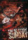 On Bloody Sunday (DVD) Yousef Abu-taleb, Danny Trejo, Annemarie Pazmino NEW