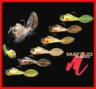 """Matzuo Goby Minnow Soft """"Shocked Eye"""" Holographic Lure Your Choice of Color/Size"""