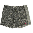 New Mens Nike Printed Summer Short Bermuda Beach Board Shorts Size XXL