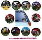NFL Vinyl Decal Bumper Window Sticker - Pick Team $2.1 USD on eBay