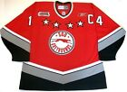 TYLER KENNEDY SOO GREYHOUNDS RBK JERSEY PITTSBURGH PENGUINS