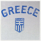 T-SHIRT Greek Greece Hellas ringer