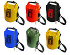 Karana 5 Litre Ocean Dry Pack Waterproof Kayak Shoulder Rucksack Travel Bag 5L