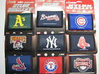 MLB Baseball Trifold Nylon Wallet - Pick Team on Ebay