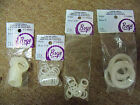 """Boye Cabone Rings 5/8 3/4 1 2"""" 15 - 50 MM Sets NEW FREE SHIPPING! 5-20 per pack"""