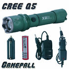 CREE XM-L Q5 LED Torch Ultra Bright Flashlight Wateproof Zoomable  UK stock