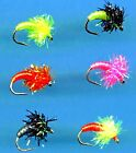 Steelhead Chewee Bug Fly Fishing Flies in Your Choice of Color and Hook Size