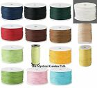 100 Meter Spool Waxed Cotton Beading Cord * 2mm