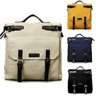 unihood New Canvas Mens Womens Classic Bag Casual Backpack Modern Style Bags