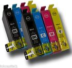 8 x Inkjet Cartridges Compatible With Printer Canon BCI-6B,BCI-6C,BCI-6M,BCI-6Y