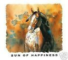 Sun Of Happiness  Horse Tshirt    Sizes/Colors