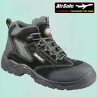 """AirSafe"" Composite Toe Cap  Safety Boots, Non-Metallic, No Steel,  AS-C5"