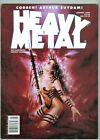 Heavy Metal January 1995 VG/FN Sydam gallery, Richard Corben 4 pgs