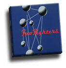 Foo Fighters - The Colour And The Shape Giclee Canvas Album Cover Art Picture