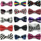 Fashion Novelty Mens Unique Tuxedo Bowtie Wedding Bow Tie Necktie 30 STYLES Pick
