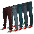 NEW MENS ZICO ACID DESIGNER BRANDED SKINNY FIT DENIM JEANS ALL WAIST & LEG SIZES