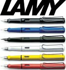 Lamy Safari Fountain Pens Available in 6 FINISHES & A VARIETY OF NIB SIZES
