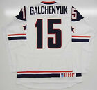 ALEX GALCHENYUK WORLD JUNIORS TEAM USA NIKE JERSEY STING CANADIENS