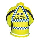 0945 EQUISAFETY POLITE ASPEY WINTER JACKET horse riding waterproof coat