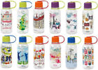 Lock & Lock 380ml BPA Free Tritan Water Sports Pattern Bottles