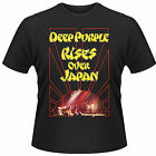 DEEP PURPLE Rises Over Japan T-SHIRT NEU
