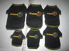 PITTSBURGH STEELER    LOGO DOG COAT   6 SIZES XS - 2X