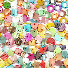 50 Mixed Shell Charms Beads Craft Jewellery - 10 Shapes and 9 Colours <br/> BUY 4 GET 1 FREE✔ MIXED COLOUR &amp; SHAPE BACK IN STOCK✔