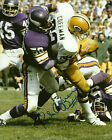 Packers TE PAUL COFFMAN Signed 8x10 AUTO Photo #7   Packer Hall of Famer