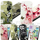 NEW LEATHER FLIP HARD CASE COVER FOR SAMSUNG GALAXY S3 MINI I8190  SCREEN GUARD